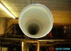 комплекс очистки вентиляционной системы от жира